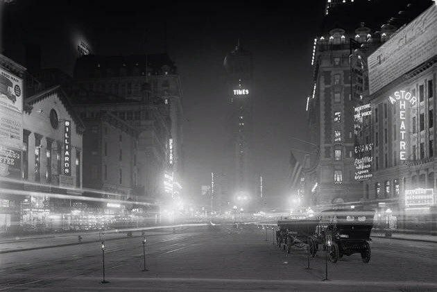 Time Square a New York, 1911